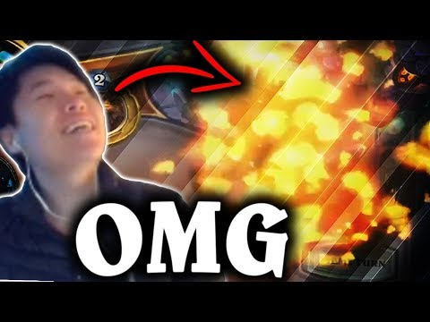 Milling The Perfect Card | King Togwaggle Druid| THE WITCHWOOD | HEARTHSTONE | DISGUISED TOAST