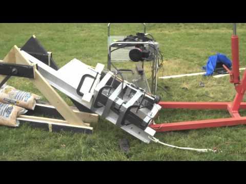 Engineering Senior Design Project Landing Gear