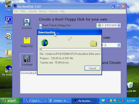 How To Create Boot Disks ~ Includes All Systems