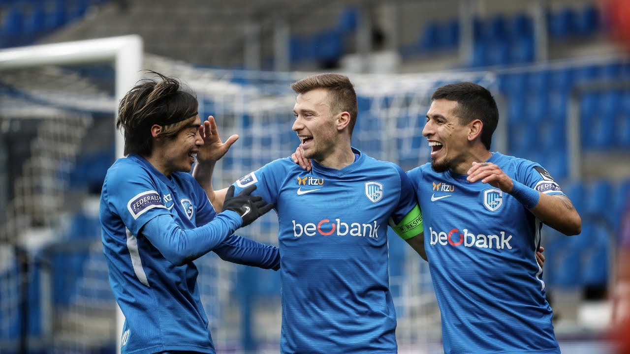 ⚽️ 33 - KRC Genk - STVV: 4-0 Game Highlights (11/04/2021)