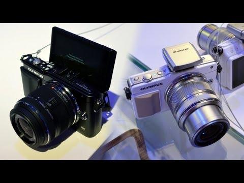 Nuove Olympus PEN E-PL5 e PEN E-PM2 a Photokina 2012 - TVtech