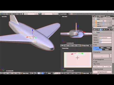 Blender For Noobs - 3D Printing with Blender - how to prepare your model Part 1