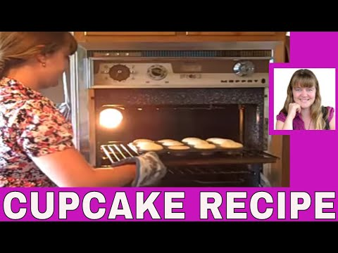 CUP CAKES RECIPE | Homemade Cupcakes From Scratch | HOW TO MAKE CUP CAKE | How Make A Fluffy Cupcake