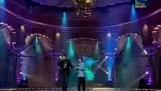 Kumar Sanu and Udit