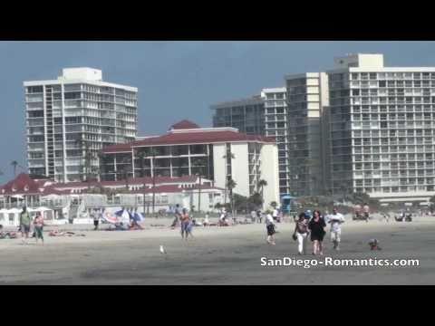 Play in the Sun at Coronado Beach - San Diego