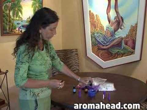Aromatherapy Recipes: How to Make an Aromatherapy Inhaler
