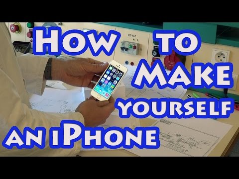 DIY : How to make yourself an iPhone 10, X or 8 at home