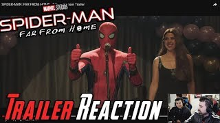 Spider-Man: Far from Home Angry Trailer Reaction!