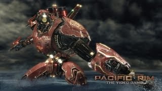 Pacific Rim: The Video Game Gameplay