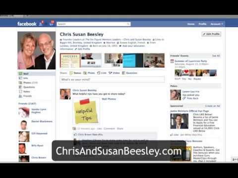 How to Remove Your Mobile Address Book Phone Numbers from Facebook - Video Training