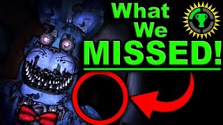 Game Theory: FNAF, The Clue that SOLVES Five Nights at Freddy