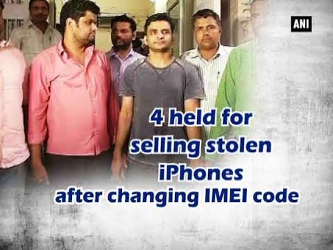 4 held for selling stolen iPhones after changing IMEI code - New Delhi News