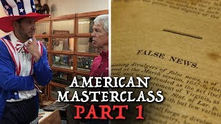 The First Amendment: American Masterclass with Historian David Barton | Louder With Crowder
