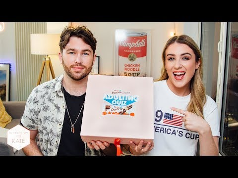 Taking an Adulting Quiz! Ad - In The Kitchen With Kate