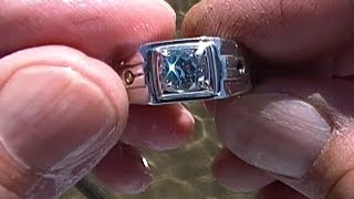 River Metal Detecting Rings: Silver! - Gold! - Stainless! OMG!