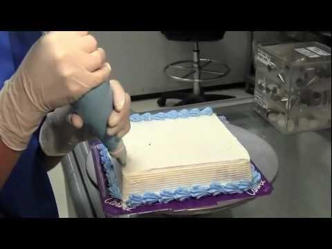 Creating a Carvel Cake