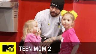 Teen Mom 2 (Season 7)   'Aubree Asks Adam About the Father-Daughter Dance' Official Sneak Peek   MTV