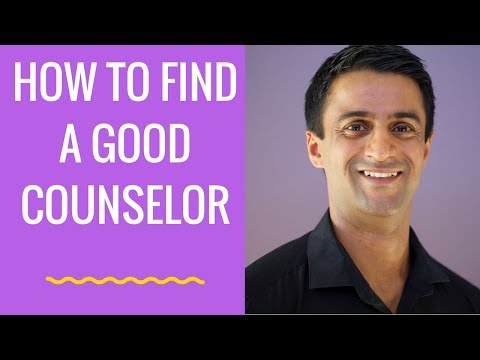 How to Choose a Good Relationship Counselor/Therapist/Coach
