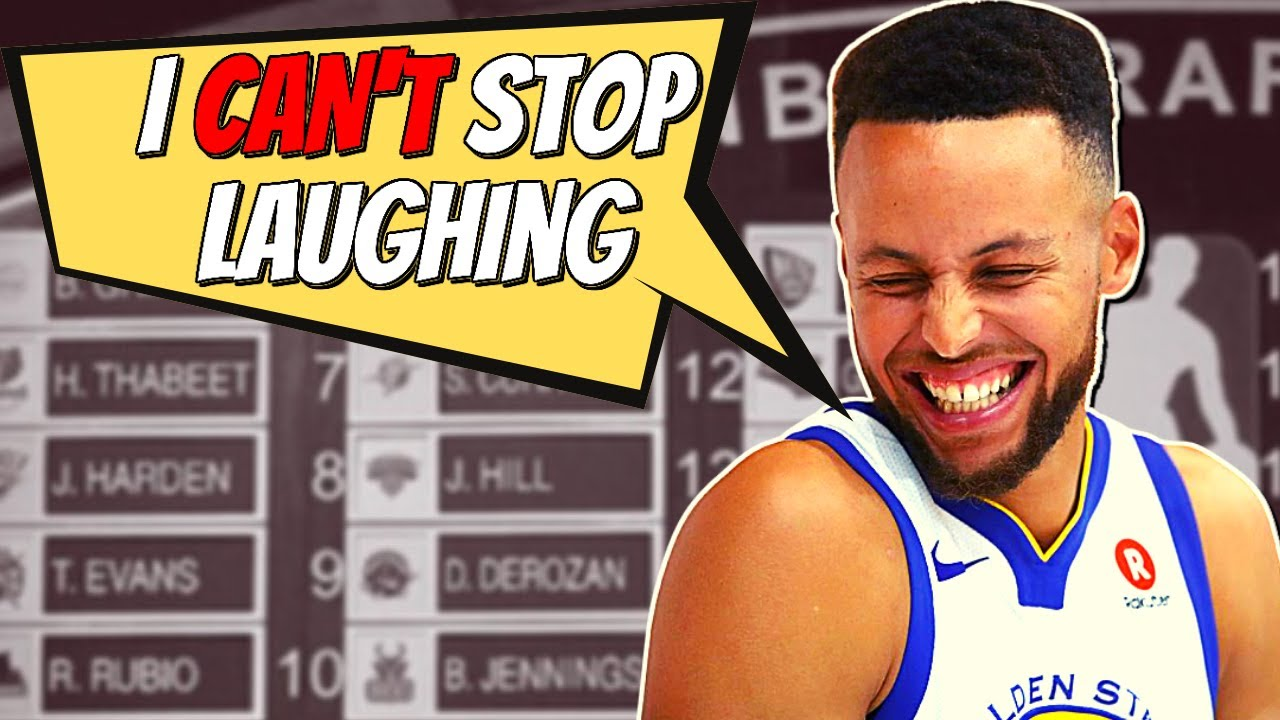 HOW DID 6 NBA Players Get Drafted Before Steph Curry And Where Are They Now?