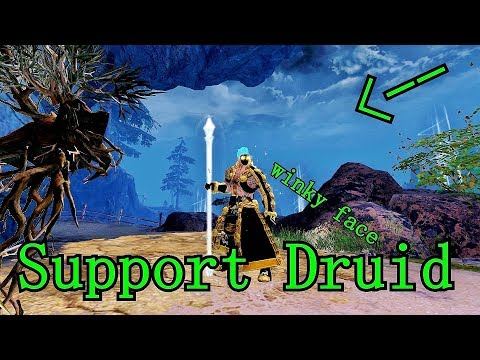 Guild Wars 2 - Support Druid PvP #ImobOrWhat?