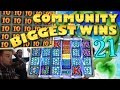 CasinoGrounds Community Biggest Wins #21 / 2018