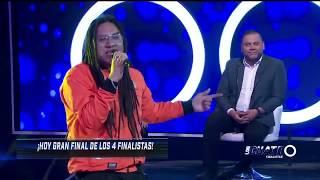 Ray BG / Te Conozco Bien / Marc Anthony / Reggae Salsa / Los Cuatro Finalistas