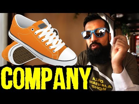 Shoe Company Story - Clever Marketing Strategy We Can Use To Grow Any Business | Azad Chaiwala Show