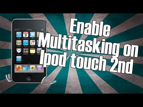 How to enable Multi-tasking and home screen wallpaper on iPod Touch 2g, iPhone 3g [HD]