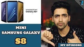 Samsung Galaxy A8+ Launched in India - [My Opinions]