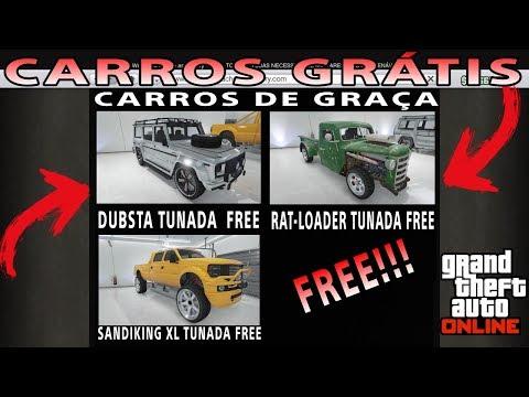 Aprenda a ter 3 CARROS TUNADOS de GRAÇA no GTA 5 ONLINE (PS3,PS4,XBOX360,ONE,PC