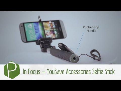 In Focus - YouSave Accessories Selfie Stick