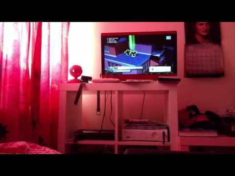 Sims 3 ps3 finishing my house