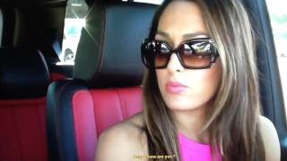 Total Divas-Nicole catches John in a lie