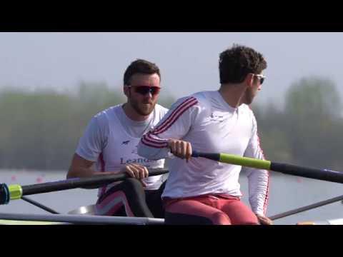 GB Rowing Team Senior, U23 & FISU Trials 2018