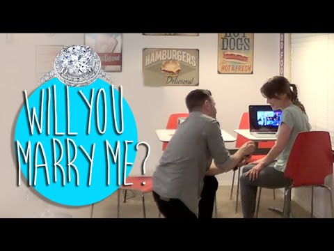 MY SURPRISE MARRIAGE PROPOSAL