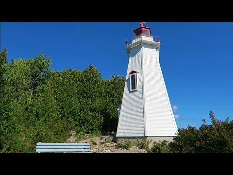 Big Tub Lighthouse, Tobermory, Ontario