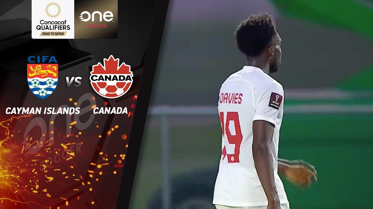 HIGHLIGHTS | Cayman Islands 0 - 11 Canada | CONCACAF Men's World Cup Qualifiers (Qatar 2022)