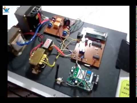 ARDUINO BASED LOAD SHARING OF TRANSFORMER project by 123projects.in