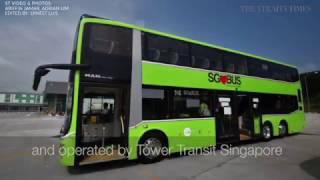 New 3-door bus on trial by LTA