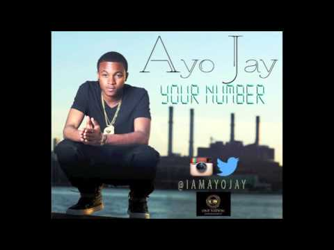 Ayo Jay(@iamayojay) -Your Number  Produced by Melvitto