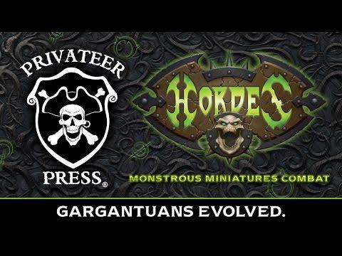 Hordes: Gargantuans Evolved!