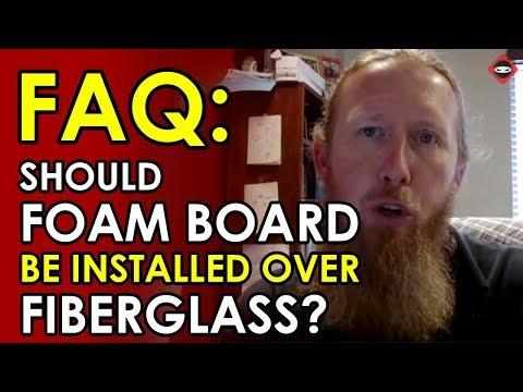 Crawl Space Insulation | Should I Put Foam Board Over Fiberglass | How to Insulate Crawl Space DIY