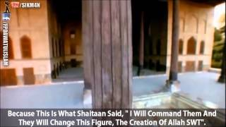 The 4 Promises of Satan to ALLAH SWT ᴴᴰ ┇ Powerful Speech ┇ by Sh Zahir Mahmood ┇
