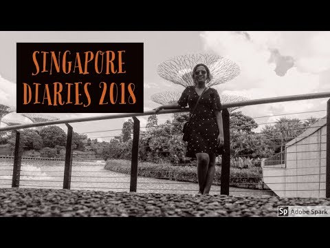 SINGAPORE TRAVEL MUST-VISIT ATTRACTIONS !