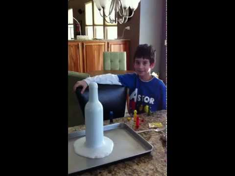 Bobby Making A Volcano.MOV