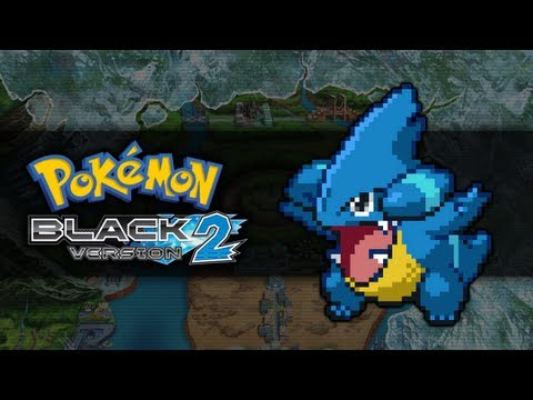 Pokemon Black 2 | How To Get Shiny Gible