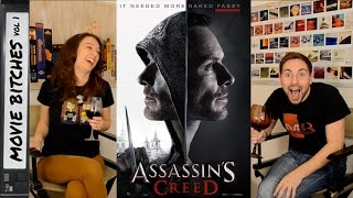 """Assassin's Creed"" Movie Review - MovieBitches Ep 130"