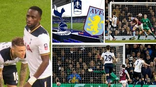 Tottenham vs Aston Villa|All goals+highlights|FULL HD| NEW STADIUM!