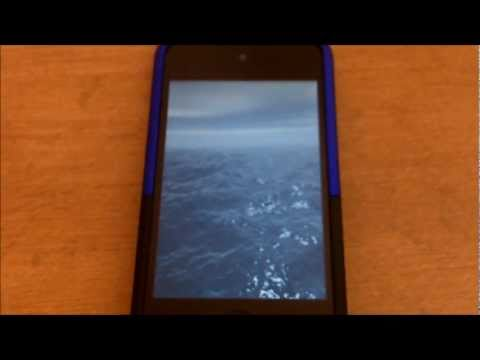 How To Get ScreenSavers On Your iDevice