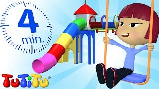 TuTiTu Specials   Playground   Toy and Song for Children